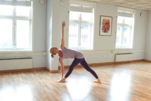 Yogakurs høst 2017